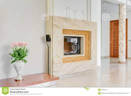 marble fireplace in lounge stock photo image 59955172