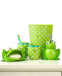 jay franco bath accessories tea party tumbler bathroom