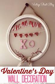 the vintage sheet blog 15 minute valentine u0027s day decorations diy