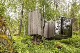 Juvet Landscape Hotel by Ex Machina U0027daki Ev Aslında Norveç U0027te Yeşil Bir Otel