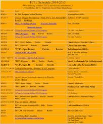 schedule ecr speech u0026 debate