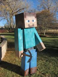 Steve Minecraft Halloween Costume Minecraft Halloween Costumes