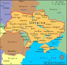 map ukraine leaflets ordering jews to register in east ukraine city or be