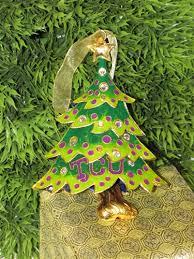 tcu tree cloisonne ornament 38 cheer