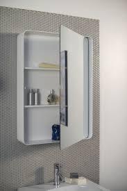 bathroom cabinets wall bathroom shelves with mirror shelf old