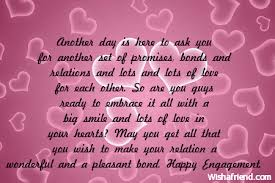 Marriage Wishes Quotes For Friends Quotesgram Engagement Wishes