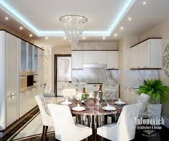 Kitchen Design Dubai Kitchen Interior Design In A Modern Style