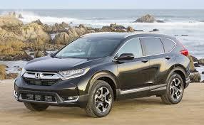 How Much Does A Honda Crv Cost 2017 Honda Cr V A More U0027premium Feel U0027