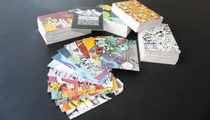 business card ideas for artists content tips from marketing