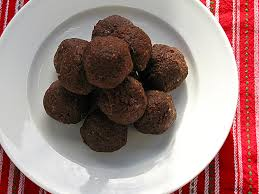 cuisine tv replay no bake rum balls paleo in pdx