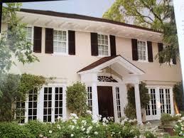 exterior house colors with black trim inspirational home