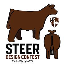 2015 steer design contest the showtimes junior livestock magazine