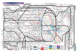 Subway Train Map by Tokyo Subway Train Map My Blog