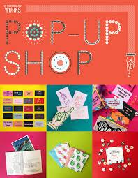 design works division of student affairs pop up shop