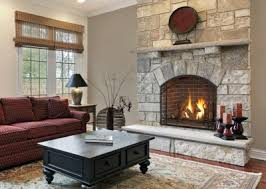How To Install Gas Logs In Existing Fireplace by Gas Fireplaces Free Standing Gas Fireplaces