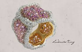 new jewelry fabergé launches new jewellery collection since the russian