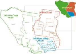 Councils Of Melbourne Map Hume City Council City Maps
