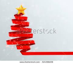 christmas tree made ribbon stock photo 324617933 shutterstock