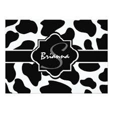 cow invitations u0026 announcements zazzle