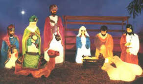 Christmas Yard Decorations Nativity Set by General Foam Plastics Corp Christmas Lawn Decorations Life Size