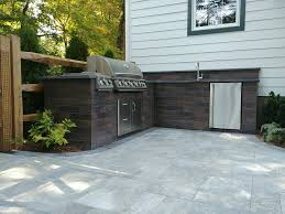 new jersey backyard makeover outdoor kitchen gallery bbq guys