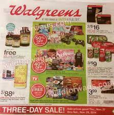 walgreens black friday ad
