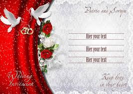 16 wedding invitation psd images free wedding invitation psd