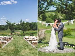 Barn Weddings In Upstate Ny Rustic Upstate New York Wedding Ruffled