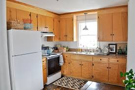 Kitchen Cabinet Makeover 10 Diy Kitchen Cabinet Makeovers Before After Photos That