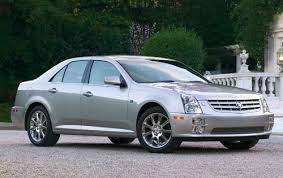 used 2005 cadillac sts for sale pricing features edmunds