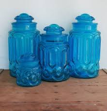 vintage glass canisters kitchen the 25 best vintage canisters ideas on vintage