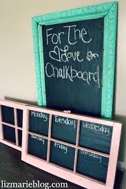 Chalkboard Ideas For Kitchen Best 25 Chalkboard Window Ideas On Pinterest Old Window Art
