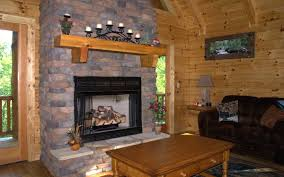 diy fireplace insert surround extension gas stone sensational