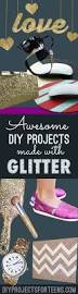 34 sparkly glittery diy crafts you u0027ll love diy projects for teens