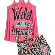 initial pajama set pajamas sleep from justice