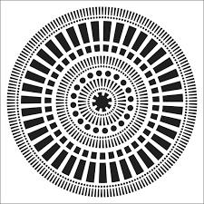 mayan calendar outline u2013 blank calendar 2017