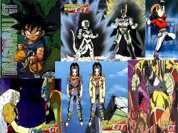 animemegaverse anime website anime wallpapers dragonball