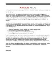 admin cover letter examples u0026 templates livecareer