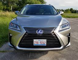 lexus rx 350 acceleration 2017 lexus rx 450h savage on wheels