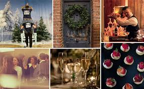 Christmas Party Host - 7 ways to host a christmas party with a difference