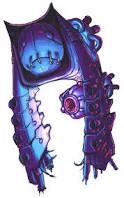 Image of Nightmare Metroid