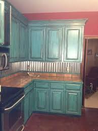 Red And Black Kitchen Cabinets by Best 20 Teal Kitchen Cabinets Ideas On Pinterest Turquoise