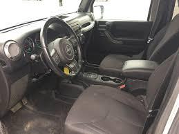 jeep wrangler 4 door silver used 2013 jeep wrangler unlimited 4 door sport utility in