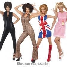 British Flag Dress Baby Spice Fancy Dress Ebay