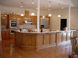 Oak Kitchen Design by Kitchen Paint Colors With Oak Cabinets With Wood Floors Maybe