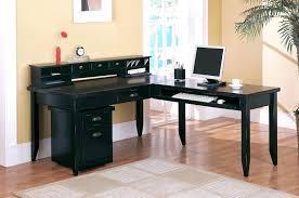 Kidney Shaped Writing Desk L Shaped Black Desk U2013 Hugojimenez Me