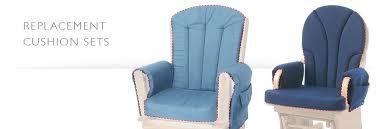 glider rocker cushions