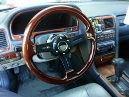 lexus steering wheels woodgrain steering wheel installed clublexus lexus forum