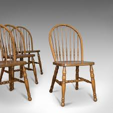 Set Of Four Dining Chairs Antiques Atlas Set Of Four Dining Chairs Hoop