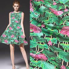 floral print linen fabric promotion shop for promotional floral